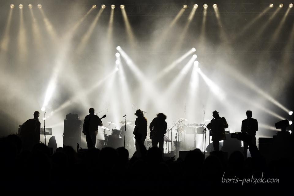 Emir Kusturica & The No Smoking Orchestra, Fête de la Mirabelle 2012, Metz